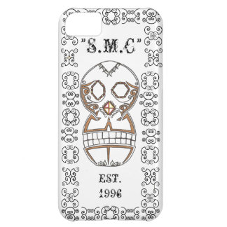 SUGAR SKULL & FILIGREE IPHONE CASE