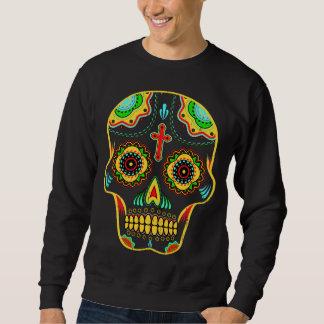 Sugar skull full colour sweatshirt