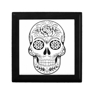 Sugar Skull Gift Box