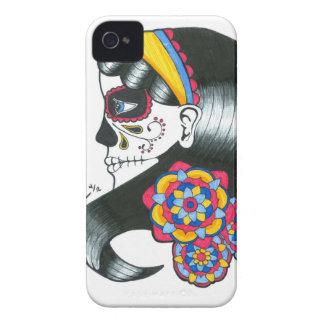 Sugar Skull Girl IPhone 4/4S Case