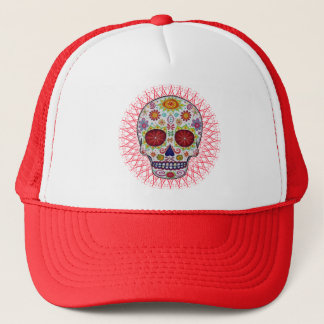 Sugar Skull Hat