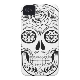 Sugar Skull iPhone 4 Covers