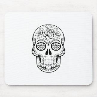 Sugar Skull Mouse Pad