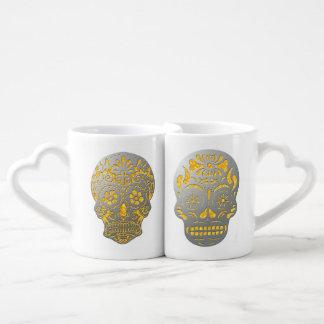 Sugar Skull Nested Mug