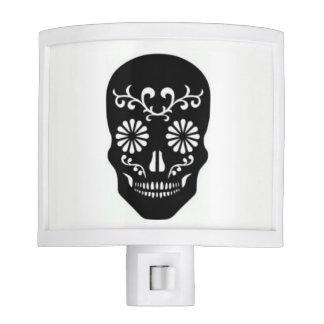 Sugar Skull Night Light
