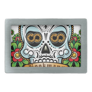 Sugar Skull Original Belt Buckles