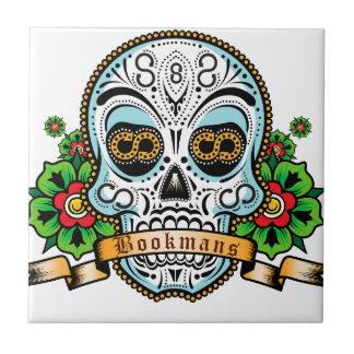 Sugar Skull Original Tile