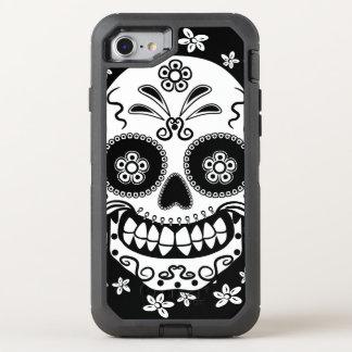 Sugar Skull OtterBox Defender iPhone 8/7 Case