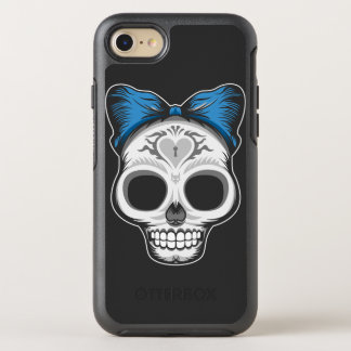 Sugar Skull OtterBox Symmetry iPhone 7 Case