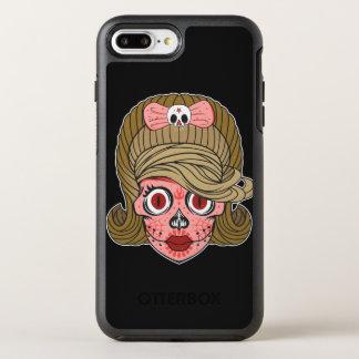 Sugar Skull OtterBox Symmetry iPhone 7 Plus Case