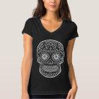 Sugar Skull Outlines T-Shirt