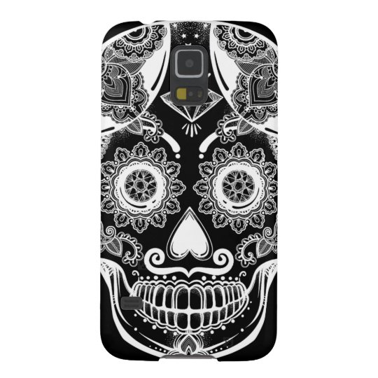 Sugar skull pattern case
