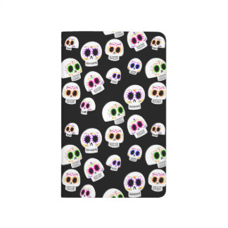 Sugar Skull Pocket Notebook