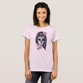 Sugar Skull Princess T-shirt