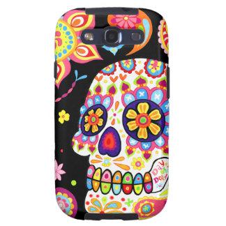 Sugar Skull Samsung Galaxy SIII Cover