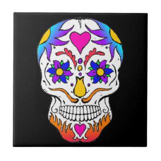 Sugar Skull Tile