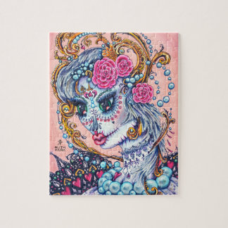 Sugar Skull Unforgettable Puzzle Ruth Park