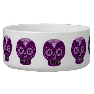 Sugar Skulls Bowl by Janz