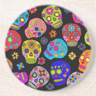 Sugar Skulls Coaster