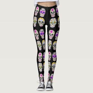 Sugar Skulls Legging