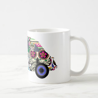Sugar Skulls Watching You Coffee Mug