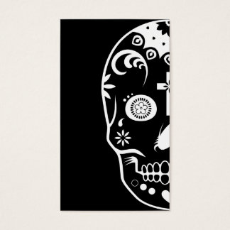 sugar skullz : 2 business card
