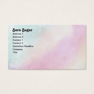 Sugar Space Kawaii Business Cards