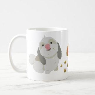 Sugar & Spice & Shitzus Classic White Coffee Mug