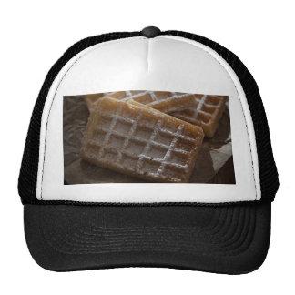 Sugar Sprinkled Brussels Waffles Trucker Hat