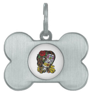 Sugar Sweetness Pet ID Tag
