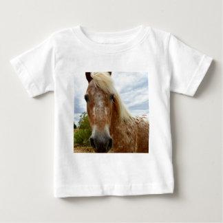 Sugar The Appaloosa Horse,_ Baby T-Shirt