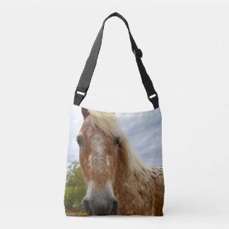 Sugar The Appaloosa Horse, Crossbody Bag