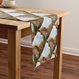 Sugar The Appaloosa Horse,_ Short Table Runner