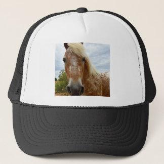 Sugar The Appaloosa Horse,_ Trucker Hat