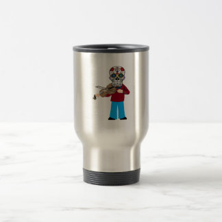 Sugar Violin Travel Mug