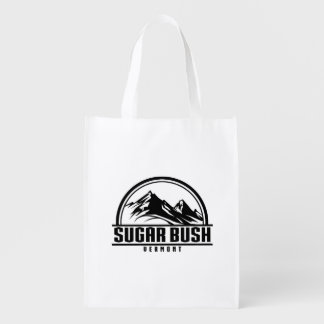 Sugarbush Vermont Reusable Grocery Bag