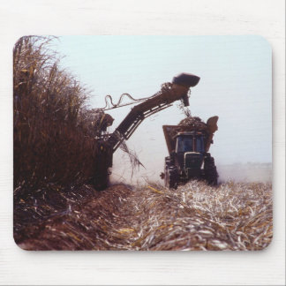 Sugarcane harvest mouse pad