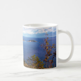 Sugarloaf Mountain In Autumn Coffee Mug