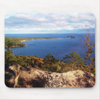 Sugarloaf Mountain In Autumn Mouse Pad