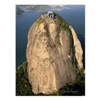 Sugarloaf Mountain, Rio de Janeiro, Brazil Postcard