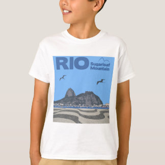 Sugarloaf Mountain, Rio T-Shirt