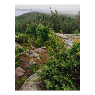 Sugarloaf Mountain View Poster