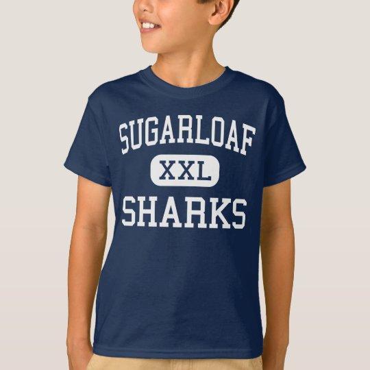 Sugarloaf Sharks Elementary Summerland Key T-Shirt