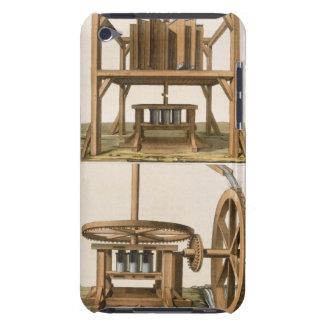 Sugarmills, Antilles (colour engraving) Case-Mate iPod Touch Case