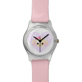 sugarparade Usagi-chan Light Pink Watch