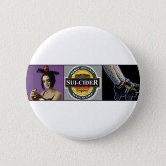 Sui-Cider 2 Inch Round Button