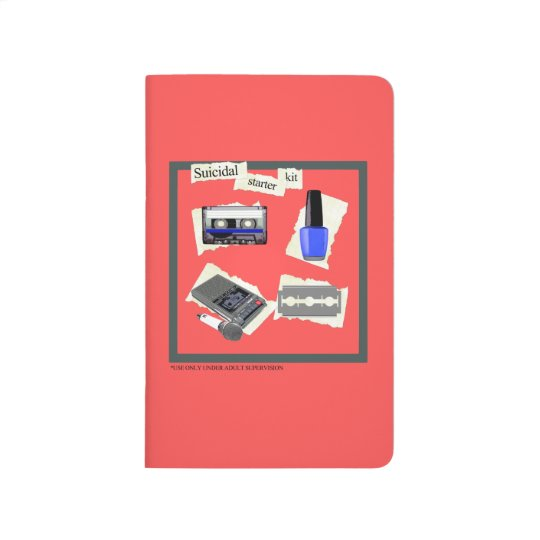 Suicidal to starter kit journals