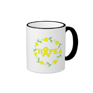 Suicide Prevention Awareness Hearts of Hope Coffee Mug