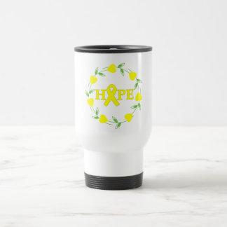 Suicide Prevention Awareness Hearts of Hope Coffee Mug