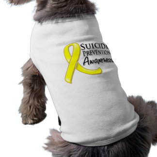 Suicide Prevention Awareness Ribbon Dog Clothes